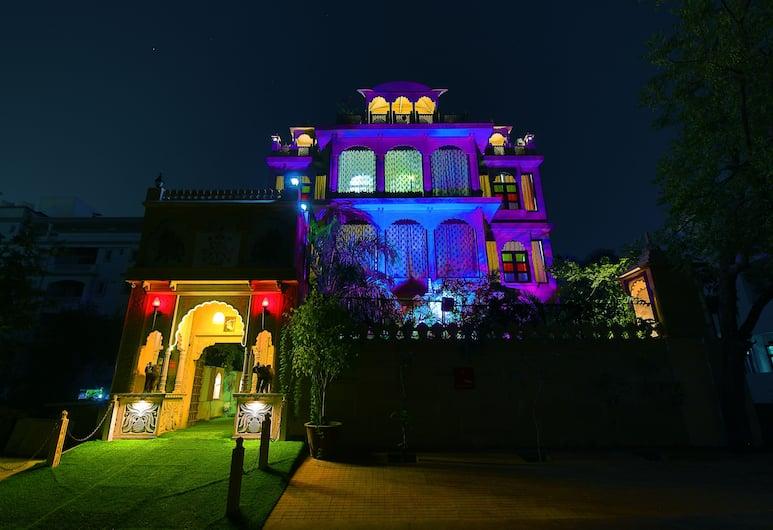 Shree Villas, Jaipur, Vista do hotel
