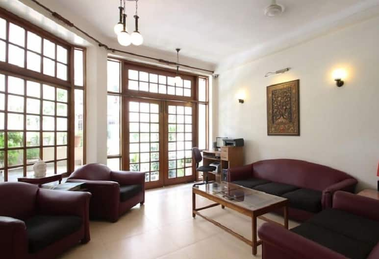 Excellency Corporate Homes, New Delhi, Prostor za sjedenje u predvorju