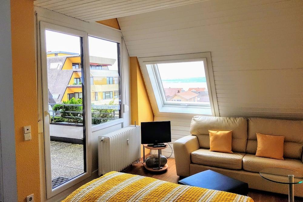 Appartement, 1 slaapkamer, niet-roken, terras - Woonruimte