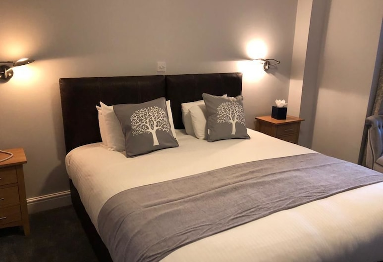 The Beeches Hotel and Leisure Club, Nottingham, Standard Plus Double Room, Guest Room