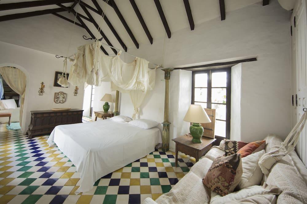 浪漫套房, 1 張標準雙人床 - 客房