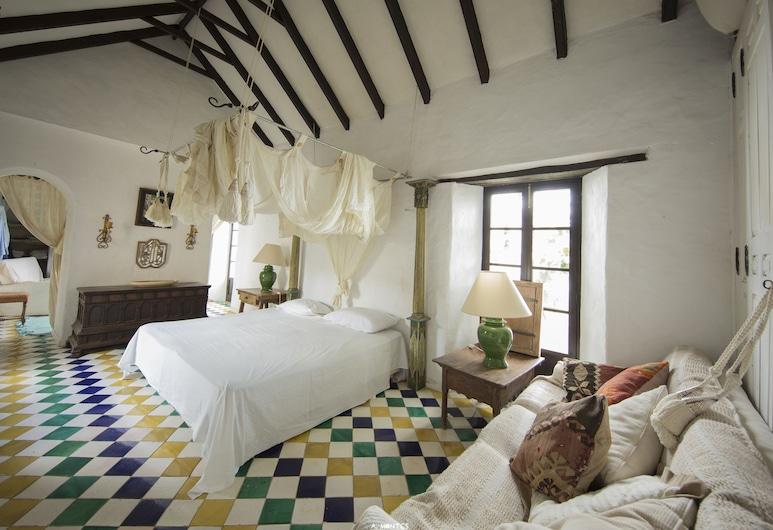 La Posada XVI, Castellar de la Frontera, Romantic Suite, 1 Double Bed, Guest Room