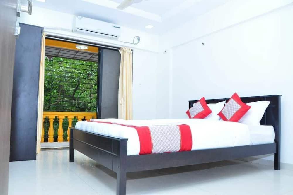 Сімейний тримісний номер, 1 ліжко «кінг-сайз», для некурців - Номер