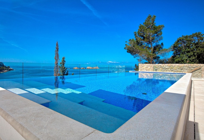 Villa Malo More, Dubrovnik, Wasserrutsche