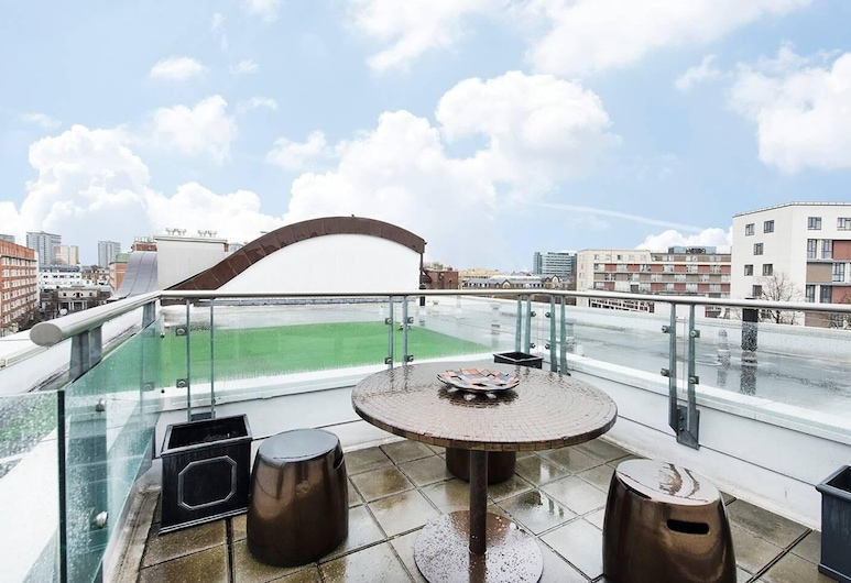 Luxurious 2 BR Apartment near Hyde Park, London, Apartment, 2 Bedrooms, Balcony