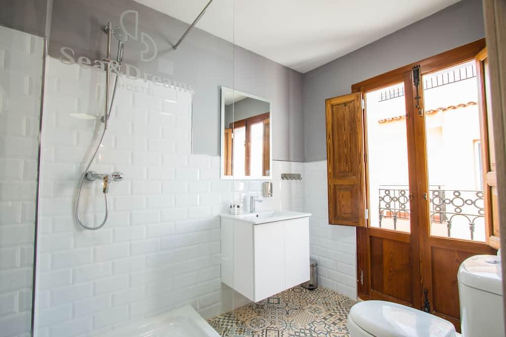 Camera familiare, bagno in camera (8) - Bagno