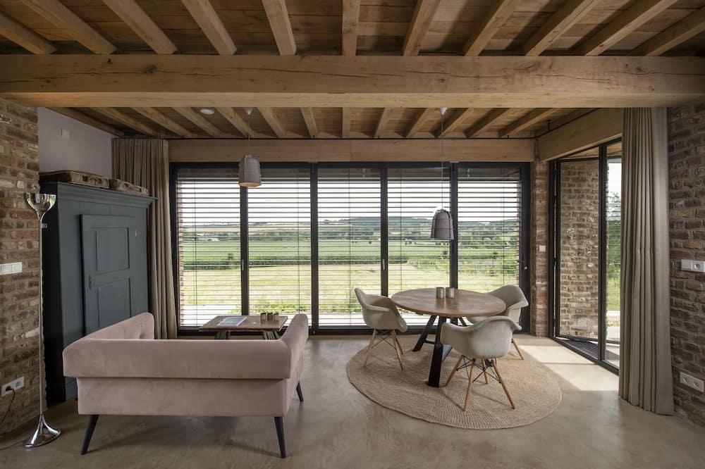 Suite, vista al jardín (Atelier) - Habitación