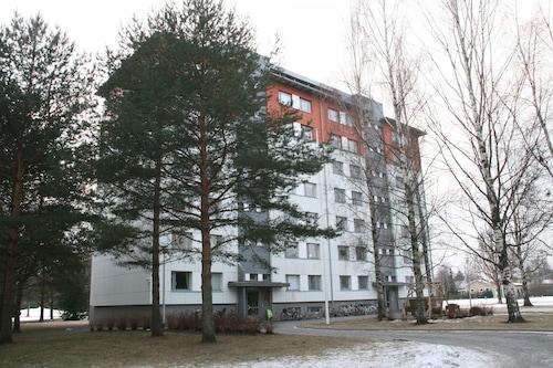 波里良好標準樓層三房公寓飯店/