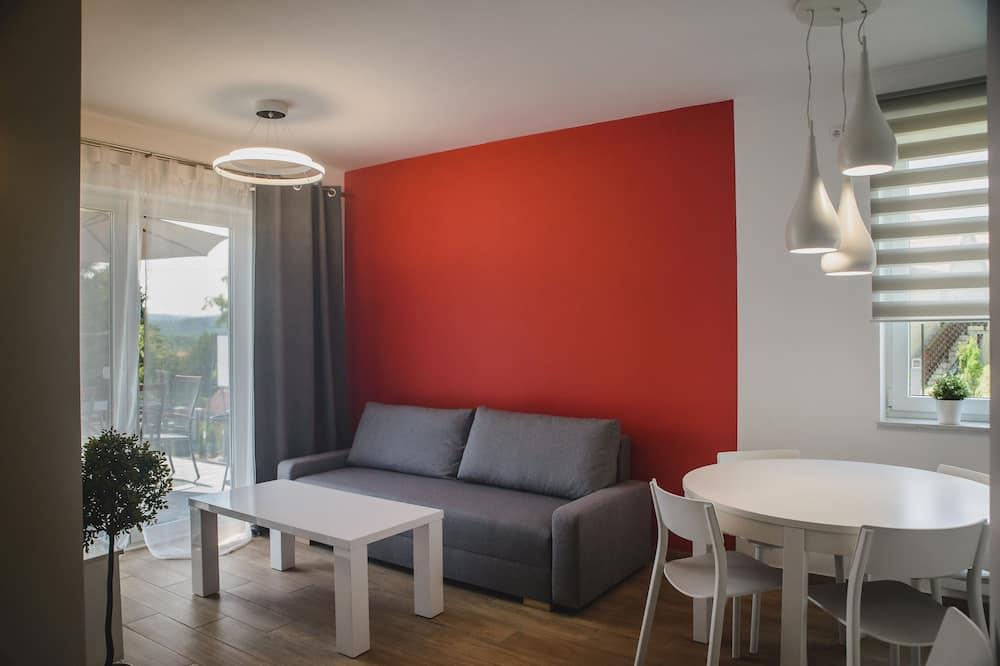Chalet (C) - Living Room