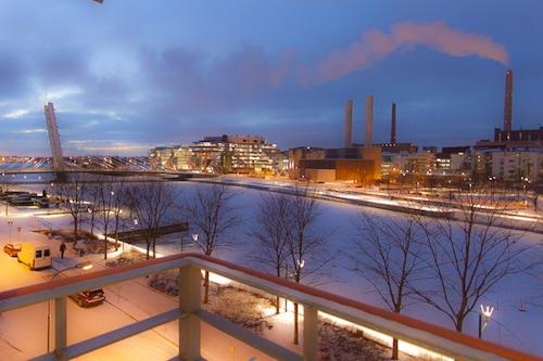 赫爾辛基魯霍拉蒂賈拉朗塔街