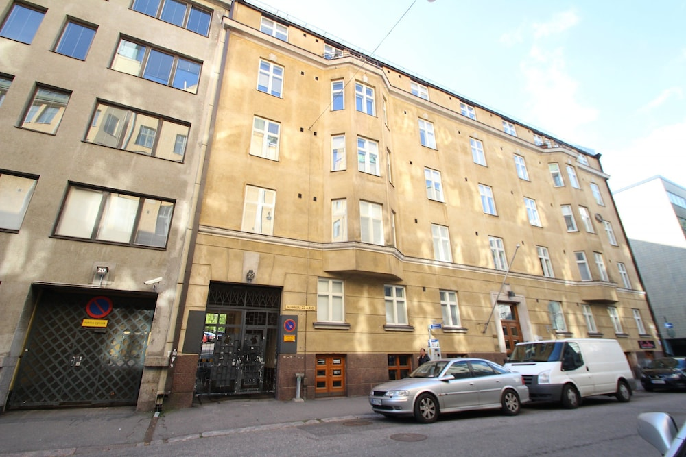 book bright and stylish studio apartment in helsinki city center in