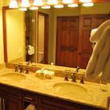 Lejlighed - 2 soveværelser - Vask på badeværelset