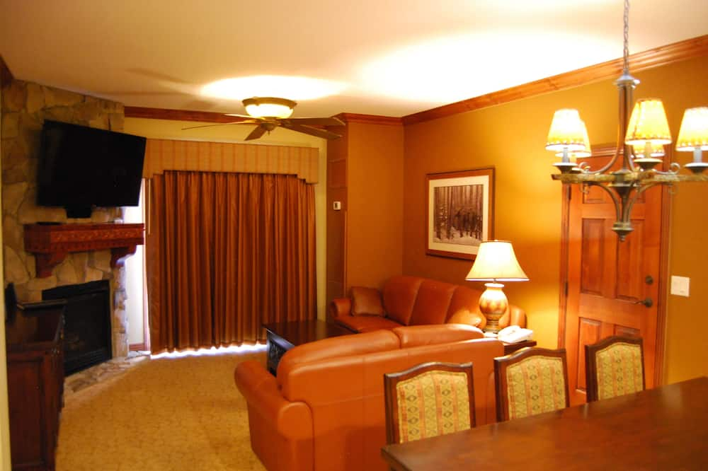 Mieszkanie, 2 sypialnie - Powierzchnia mieszkalna