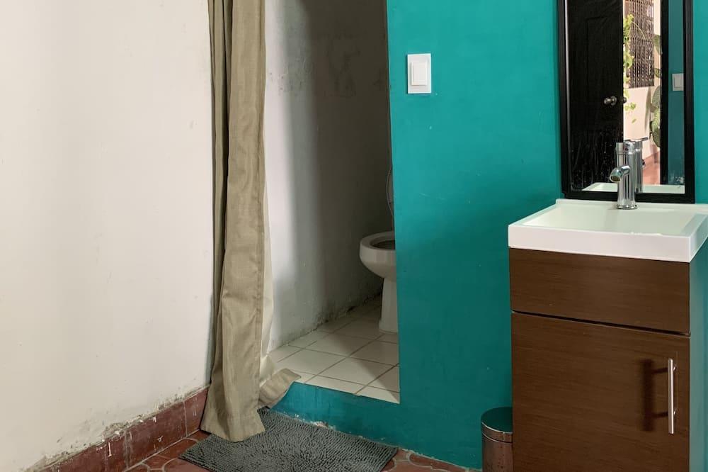 Habitación económica - Baño