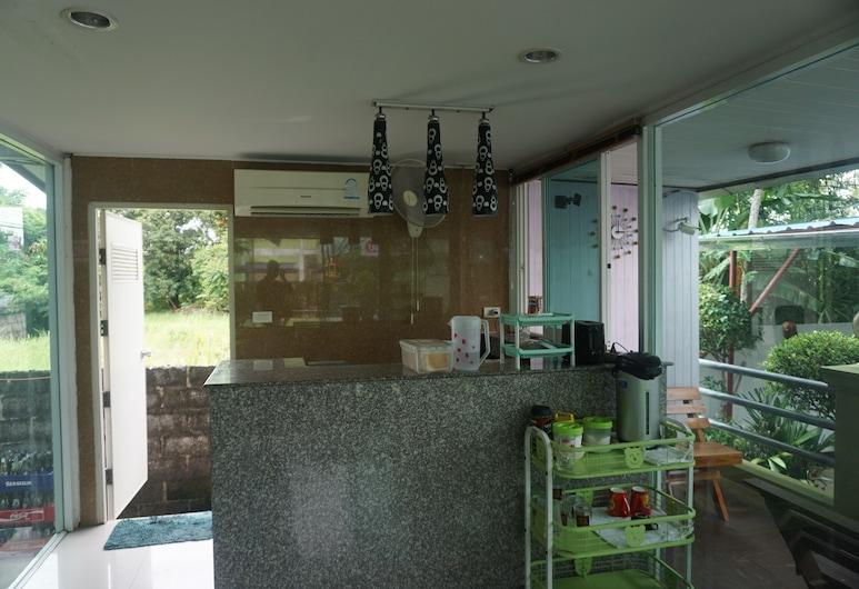 Wetsawat Place Hotel, Yasothon, Réception