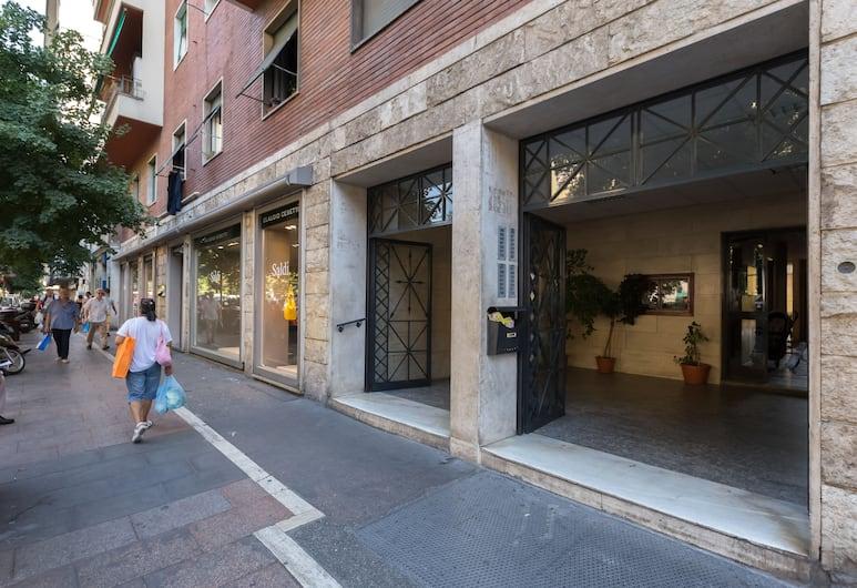 Trastevere White Apartment, Roma, Esterni