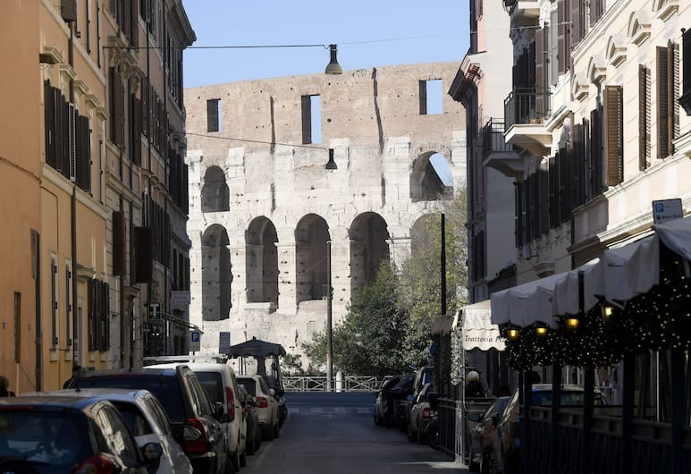 Santi Quattro Apartment & Rooms - Colosseo, Rom, Außenbereich