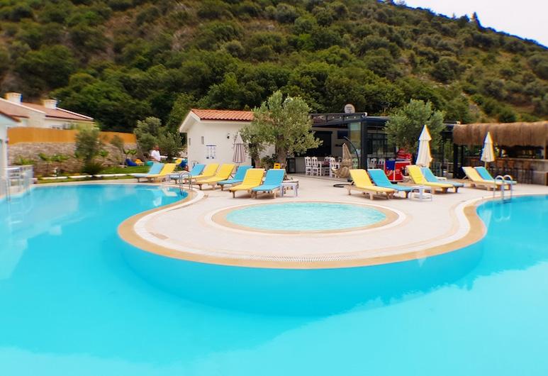 Z Exclusive Hotel and Villas, Fethiye, Uitzicht vanaf hotel
