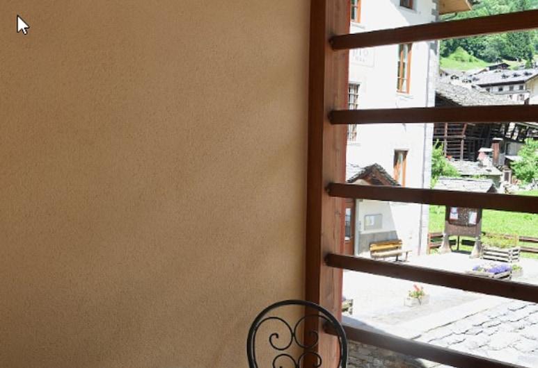Residence Orma, Alagna Valsesia, Balcony