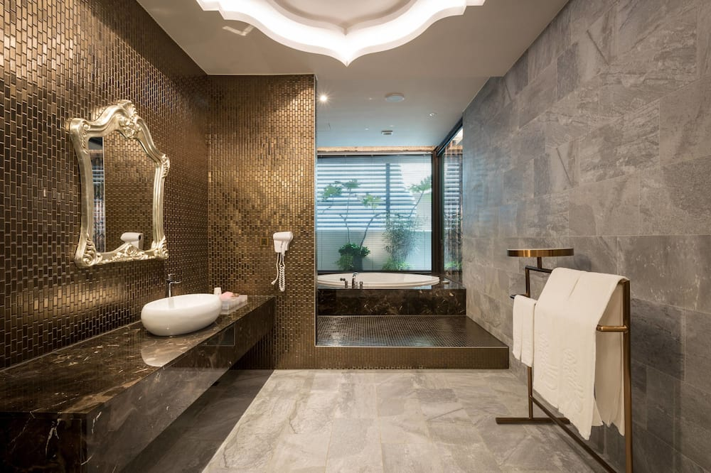 清新樂活 - 浴室設施