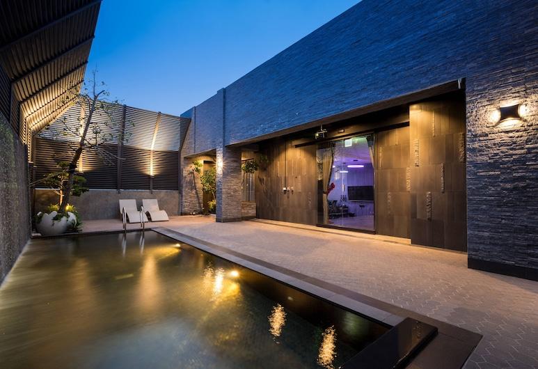 樂活行館(MOTEL), 台中市, 室內/室外泳池
