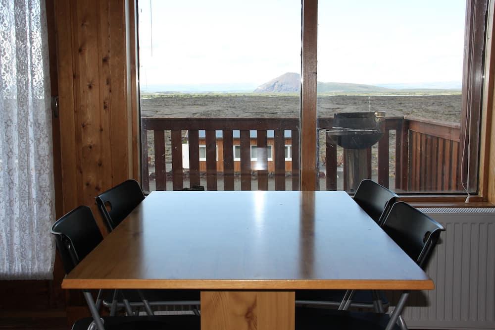 Casa de campo, 2 habitaciones - Habitación
