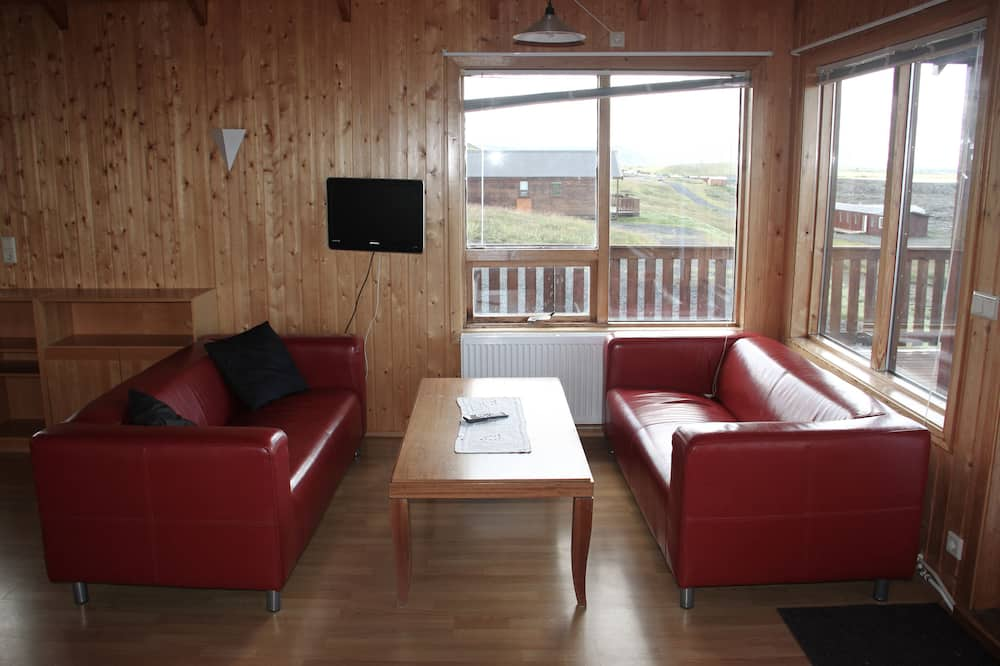 Casa de campo, 2 habitaciones - Sala de estar