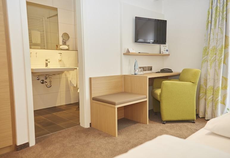 Flair Hotel Gasthof zum Hirsch, Hayingen, Aspecto interior del hotel