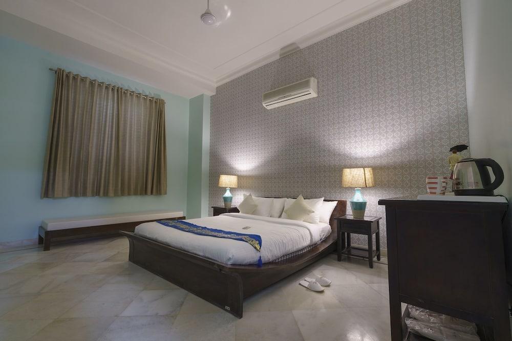 Honeymoon tweepersoonskamer, 1 tweepersoonsbed, niet-roken - Woonkamer