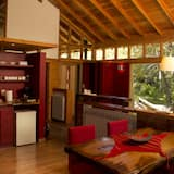 Cabin, 2 Bedrooms, Non Smoking - Living Area