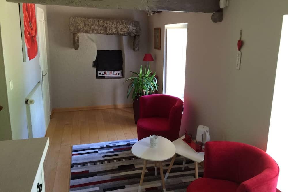 Romantische Suite (Ti Forn) - Wohnbereich