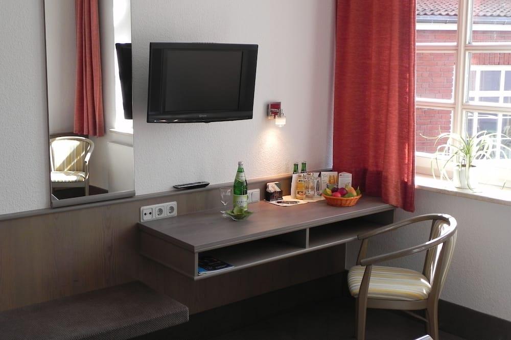 Eenpersoonskamer - Woonruimte