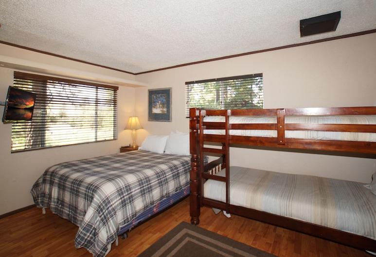 黑熊酒店, 大熊湖, 小屋, 1 間臥室, 非吸煙房, 入口