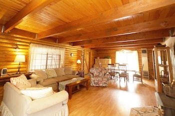 Bild vom Log Cabin Getaway in Big Bear