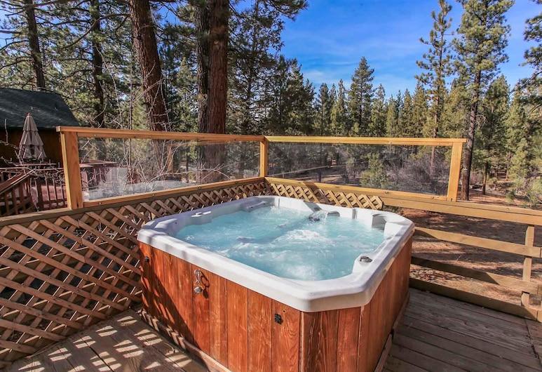 The Spruce Moose, Биг-Биар-Лейк, Домик, 3 спальни, Спа-ванна на свежем воздухе