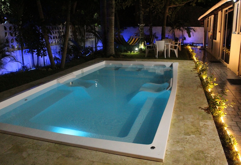 Aparta Hotel Azzurra, Boca Chica, Outdoor Pool