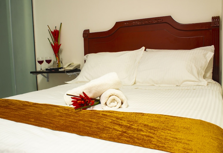 Catedral Inn, Μπαρανκίγια, Superior Δωμάτιο, 1 Υπνοδωμάτιο, Δωμάτιο επισκεπτών