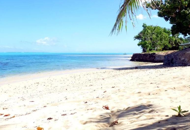 Fare Tianina Dream, Moorea-Maiao, Strand