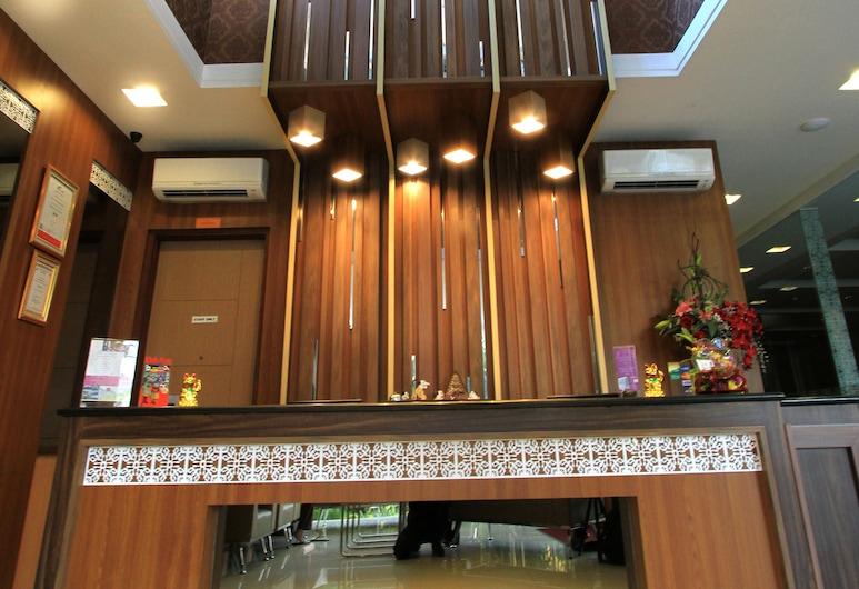 D'Kayon Hotel, Yogyakarta, Reception