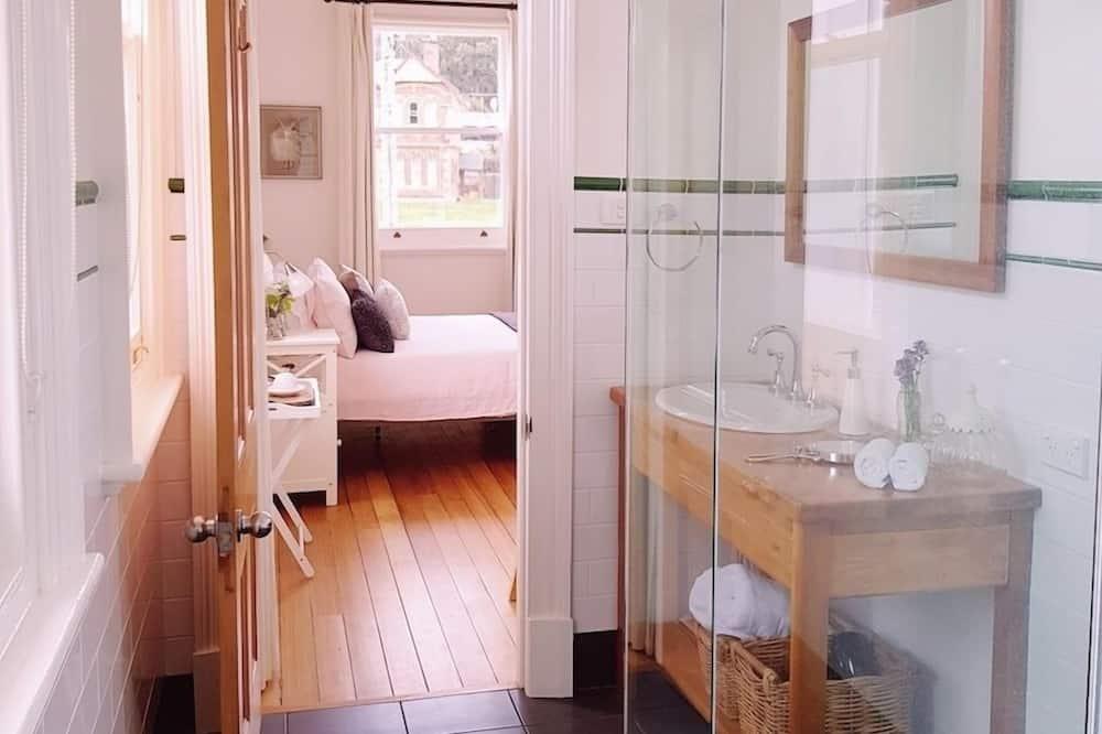 Luxusná izba, 1 veľké dvojlôžko, nefajčiarska izba - Obývacie priestory
