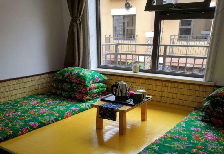 Changbai Mountain Corn Inn, Baishan, Habitación tradicional con 2 camas individuales, Habitación