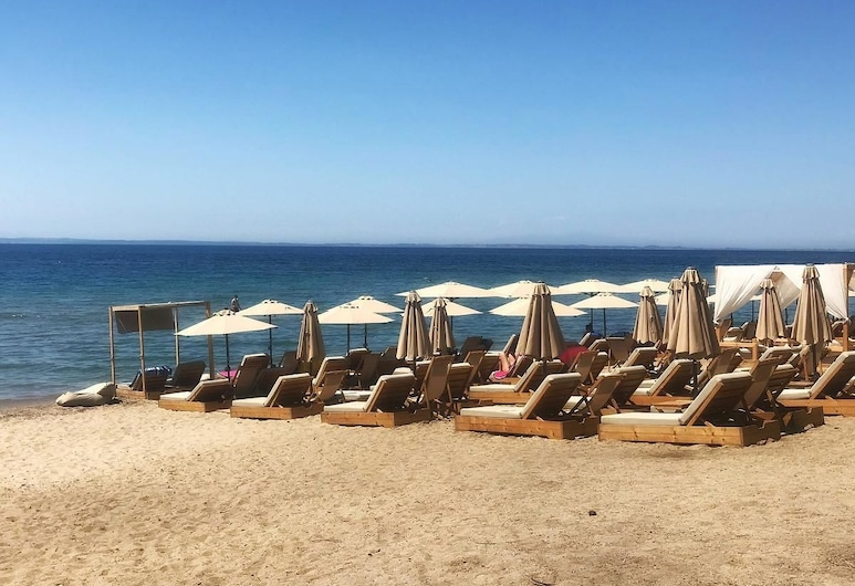 Luxury Residential Home Evangeli, Polygyros, Bãi biển
