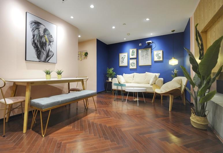 Hiroom Apartment - North Shanxi Road, Šanhaja