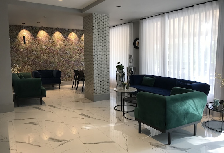 Hotel Moya Landete, Landete, Vestibila uzgaidāmā zona