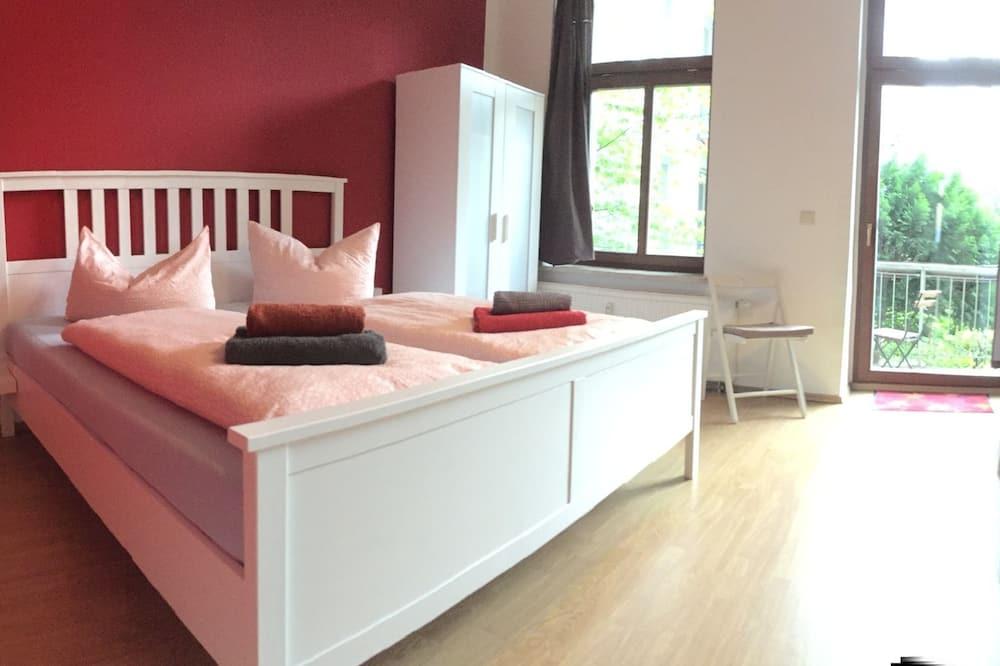 Apartamento Exclusivo em Condomínio Fechado, 1 cama king-size com sofá-cama, Não-fumadores - Imagem em Destaque