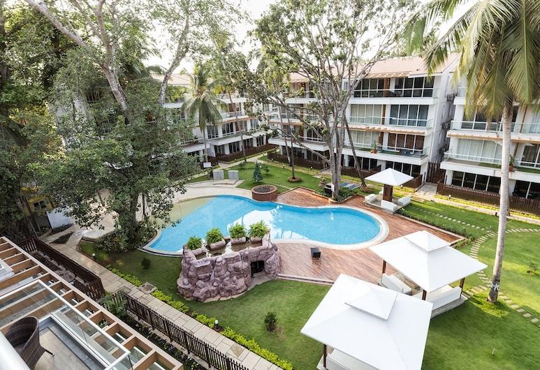 Zondela Inn Luxury Apartments, Calangute