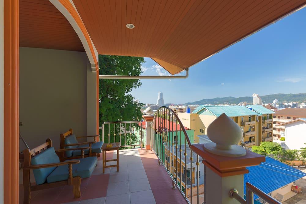 Superior-dobbeltværelse - 1 kingsize-seng - Terrasse/patio