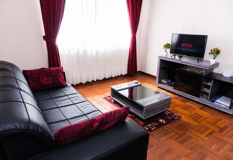Brussels & Atomium Apartment, La Paz