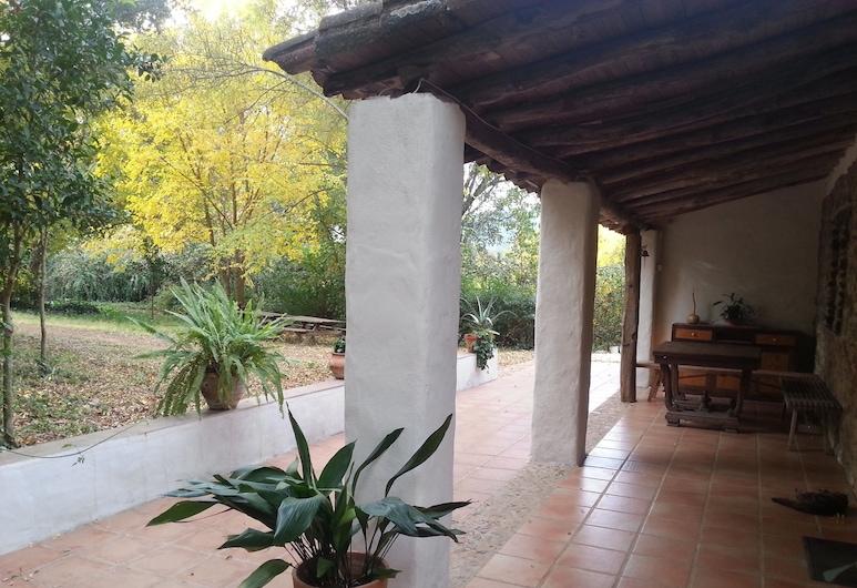Casa Venera, Kastanjas del Robledas, Terasa / vidinis kiemas