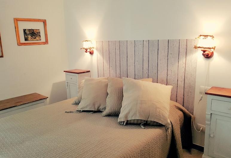Sivory Rome Guest House, Ρώμη, Standard Δίκλινο Δωμάτιο (Double ή Twin), Μπάνιο στο δωμάτιο, Δωμάτιο επισκεπτών